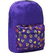Городской рюкзак Bagland Молодежный W/R 00533662 13 фото