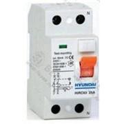Устройство защитного отключения HIRC63 2PG4S0000C 00040G , 2P, 40A, 30mA фото