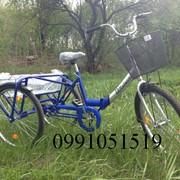 Велосипед для инвалидов трехколесный фото