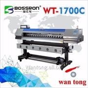 Широкоформатный эко сольвентный принтер BOSSRON 1700C фото