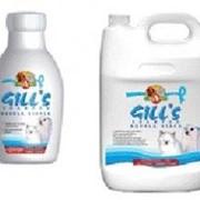 Шампунь GILLS NUVOLA BIANCA для собак и кошек белого окраса 5 л. фото