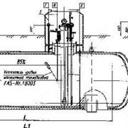 Резервуар газовый подземный двустенный для СУГ фото
