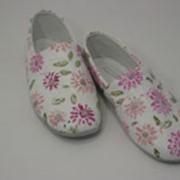 Чешки цветные, детская обувь чешки фото