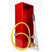 Опрессовочный насос ручной TOR 12 л, 5МПА фото