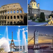 Тур по Европе или в США за автомобилем фото