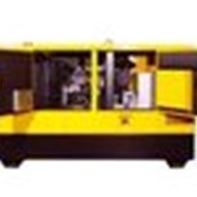 Трехфазный дизельный генератор GESAN DPA 10 E фото