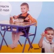 Детские парты от 1,5 до7лет. фото