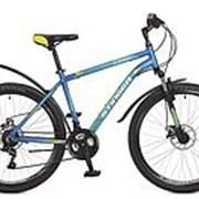 Велосипед Stinger Element D 26 2017 синий фото