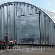 Проектирование арочных конструкций фото