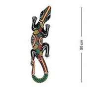 20-046 Панно настенное в асс. ''Геккон'' (албезия, о.Бали) 50см, в ассортименте фото