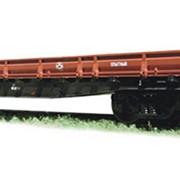 Ремонт средств транспорта: железнодорожные платформы фото