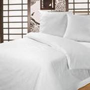 Белье постельное для гостиниц фото