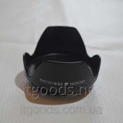 Универсальная бленда для объективов Canon Nikon Pentax Sony 52mm (аналог) 3705 фото