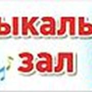 """Табличка на дверь Сфера """"Музыкальный зал"""" 32х11 см. фото"""