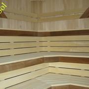 Сауны деревянные фото