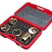 JTC-4147 Набор инструментов для демонтажа сальников коленвала (ISUZU 4HF1,4HG1,6HH1,6HK1) JTC фото