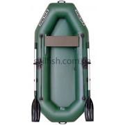 Лодка надувная Колибри К-230 (лайт) без слани 4339 фото