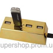 Слиток золота USB hub 109-10810144 фото