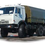 Автомобиль КАМАЗ-43114(6х6) фото