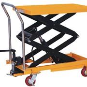 Стол подъемный TOR PTS800 г/п 800кг, подъем 450-1500мм фото
