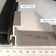 Уплотнители для дверей холодильных фото