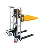 Штабелер ручной гидравлический PJ4170, 400KGX1700MM фото