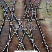 Переводы стрелочные железнодорожные фото