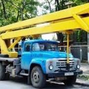 Автовышка ВС-22МС фото