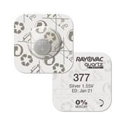 Батарейка для часов Rayovac 377 (SR 626 SW) фото
