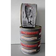 Толстолобик натуральный с добавлением масла (230 гр.) фото
