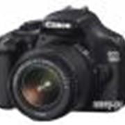 Фотоаппарат Canon EOS 1100 D Kit, EF-S 18-55 IS II фото