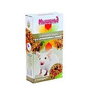 Корм Мышильд для декоративных Мышей Стандарт 500гр фото