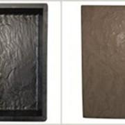Форма для брусчатки Салаир№2 300х150х50 -2шт. фото