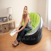 Надувное стильное кресло empire chair 68581 (112*109*69см) фото