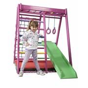 Детский спортивный уголок - Кроха - 3 Барби Кроха - 3 Барби фото