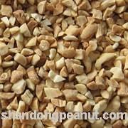 Ядро арахиса очищенное, дробленое, обжаренное фото