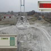 Весы грейферные автоматические для горных работ и добычи соли фото