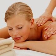 Ручной массаж. Классический массаж фото