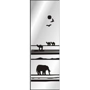 Обработка пескоструйная на 1 стекло артикул 7-06 фото