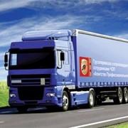 Охрана и сопровождение грузов. фото