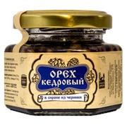 Кедровый орех в сиропе из черники, 110 г фото