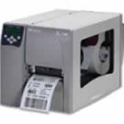 Термотрансферный принтер этикеток Zebra S4M 203 dpi фото