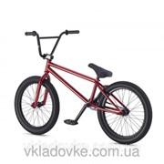 """Велосипед BMX WTP VERSUS TT 20.75"""" красный 2014 фото"""