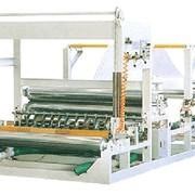 Бобинорезательная машина для ткани серии PU-1575 фото