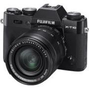 Цифровой фотоаппарат Fujifilm X-T10 + XF 18-55mm F2.8-4R Kit Black (16470881) фото