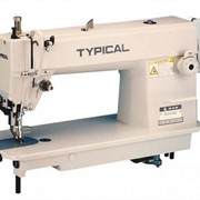 Швейные машины промышленные Промышленная одноигольная беспосадочная швейная машина TYPICAL GC-0303D (сервомотор+позиционер) фото