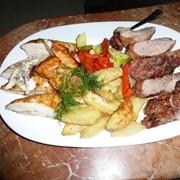 Горячие закуски в ресторане Bachus Dava фото