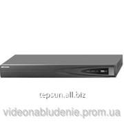 16-канальный Turbo HD видеорегистратор DS-7216HQHI-SH фото