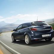 Автомобиль Opel Astra фото