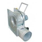 Радиальный высокопроизводительный вентилятор фото